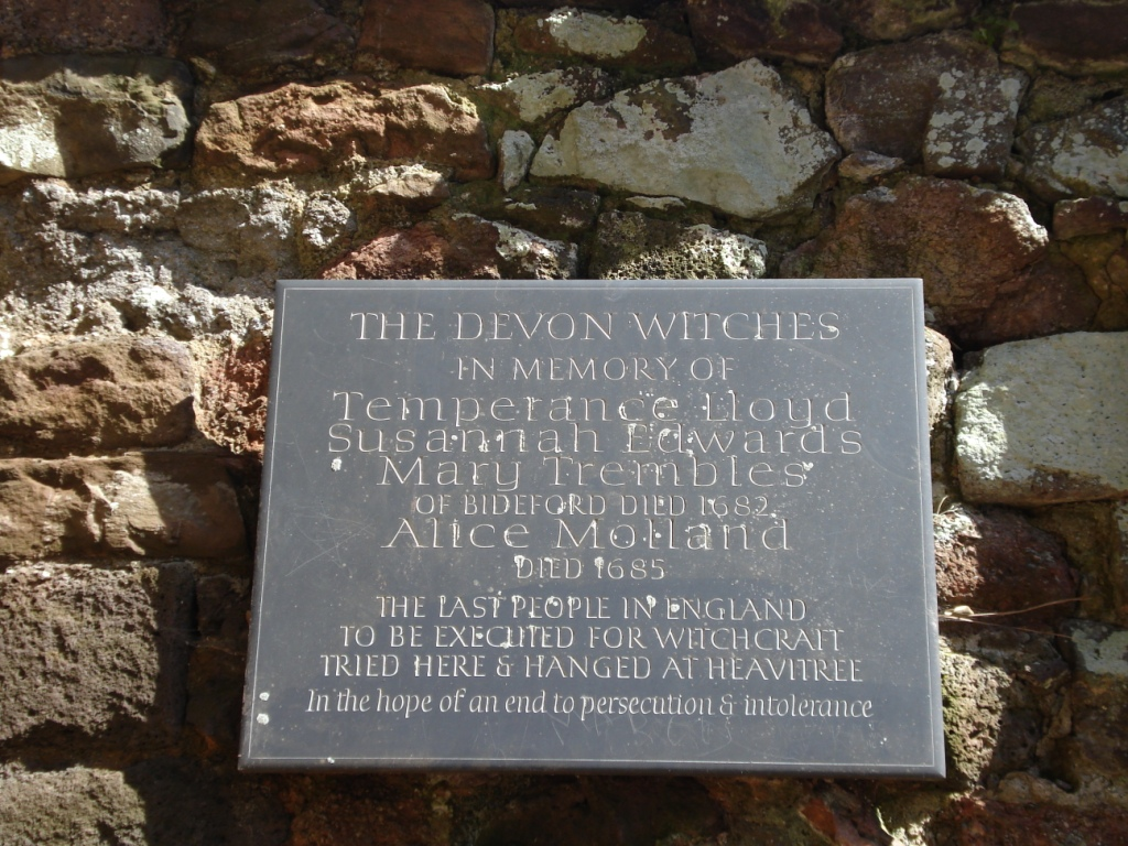 "The Devon ""Witches"""