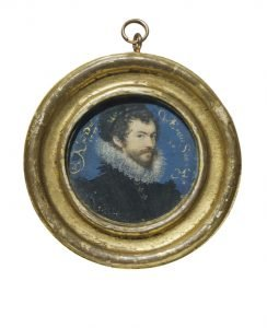 Self-Portrait, by courtesy of V&A Museum